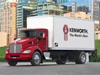 Photo of T270 class 6 truck courtesy of Kenworth.