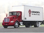 Photo courtesy of Kenworth.