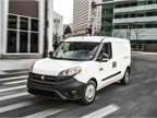 Chrysler announced details of the all-new Ram ProMaster City compact cargo/passenger van.
