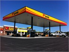 Love's will open a fast-fill CNG truck stop in Amarillo during the second quarter of 2014.