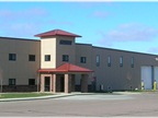 The newly remodeled Luverne Truck Equipment Manufacturing Complex will open May 10, 2013.