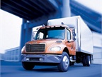 On of the truckmakers most popular medium-duty trucks, the Freightliner M2106. (PHOTO: Freightliner)