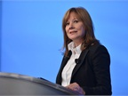 GM CEO Mary Barra provides an update on the ignition switch recall investigation on June 5. Steve Fecht photo courtesy of General Motors.