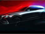Sketch of CX-9 courtesy of Mazda.