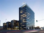Mercedes-Benz Sales Germany building, Berlin. Photo: Daimler.