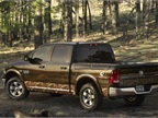The Ram 1500 Mossy Oak Edition returns to the truck lineup after a one-year hiatus