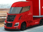 <p><strong>Nikola's hydrogen-electric truck technology got a major endorsement from Anheuser-Busch in the form of an order for up to 800 trucks.</strong> <em>Illustration: Nikola</em></p>