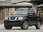 Photo of 2014 Frontier courtesy of Nissan.