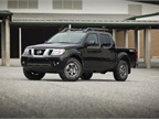 Photo of the 2015 Frontier courtesy of Nissan.