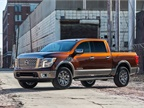 Photo of 2017 Titan crew cab courtesy of Nissan.