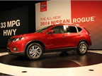 2014 Nissan Rogue (PHOTO: Lauren Fletcher)
