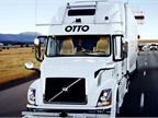 The retirement of the Otto brand name comes on the heels of a tough year for the autonomous truck company. Photo: Otto
