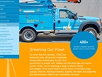 A screenshot from PG&E's corporate sustainbility report and website.