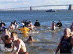 It can be chilly in the Polar Bear Plunge! (Photo courtesy of Stertil-Koni)