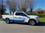 Photo of 2018 Ford F-150 with P-PFDI technology courtesy of Alliance Auto Gas.
