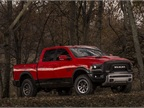 Photo of Ram 1500 Rebel courtesy of FCA US.