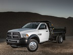 Photo of 2018 Ram 5500 Chassis Cab courtesy of FCA.