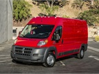 Photo of 2014 Ram ProMaster courtesy of Chrysler.