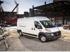 Photo of Ram ProMaster courtesy of FCA US.