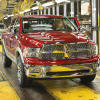 Manufacturing launch of the all-new 2009 Dodge Ram at the Warren (Michigan) Truck Assembly Plant.