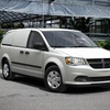 Chrysler said its new 2012 Ram Cargo Van benefits from the exterior redesign given to Chrysler Group's passenger minivans.