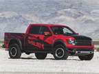 Shelby American unveiled the new Shelby Raptor during the 2013 New York International Auto Show. (Photo: Business Wire)