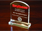 Jasper Engines & Transmissions was recently recognized for performance excellence as a Secondary Repairables (SECREPS) Supplier within the Raytheon Technical Service Company (RTSC).