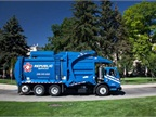 Republic Services has added 79 CNG-powered trucks to its Indianapolis refuse fleet.