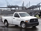 The Ram 1500 Tradesman HD.
