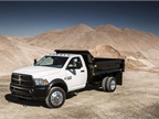 A Ram 2014-MY Chassis Cab Photo: Chrysler
