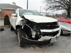 CEI sold this totaled 2012 Chevy Traverse for $6,200 this year.