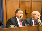 House T&I Chair Bill Shuster (l.) and T&I Ranking Member Peter DeFazio