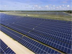 Construction continues at the FPL Babcock Ranch Solar Energy Center in Charlotte County, Fla. (Photo courtesy of FPL)