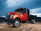 The TerraStar 4x4 beat out the Hino 195h-DC, Kenworth Class 6 K370 Cabover and Peterbilt Model 220 for Medium-Duty Truck of the Year.