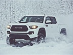 Photo of 2017 Tacoma TRD Pro courtesy of Toyota.