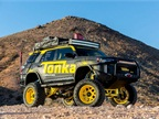 Photo of Tonka 4Runner courtesy of Toyota.