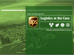 UPS's sustainability report details a number of the company's accomplishments in 2011.