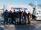 Photo courtesy of AmeriGasThe Toledo, Ohio AmeriGas Airborne Team.