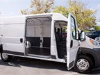 Photo of the 2014 Ram ProMaster by Vince Taroc.
