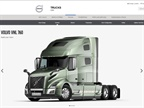 <p><strong>The Volvo Trucks online configurator allows users to spec out the new Volvo VNR and VNL models, selecting exterior options, interiors, powertrain and uptime services.</strong> <em>Screenshot via Volvo Trucks</em></p>