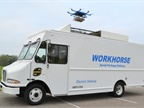 The HorseFly UAV Delivery system is a custom built, high efficiency