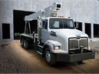 Photo of Western Star 4700 courtesy of Daimler Trucks North America.