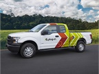 Photo of XL Hybrid Ford F-150 courtesy of Ford Motor Co.