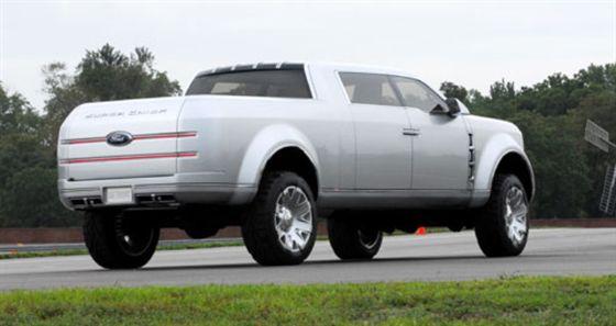 Ford Super Chief Future Of Trucks