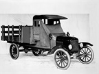 Ford Trucks Through the Years