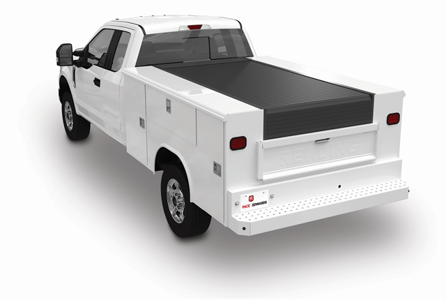 Pace Edwards Retractable Utility Bed Cover