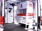 Weather Guard offers a complete line of van storage equipment