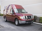 Nissan offers its NV Cargo in three models, including NV1500,