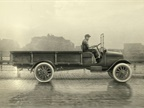 1918-1938: The early trucks included the 1918 One-Ton that was based