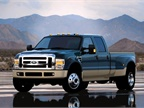Ford served double duty and won the second Medium-Duty Truck of the